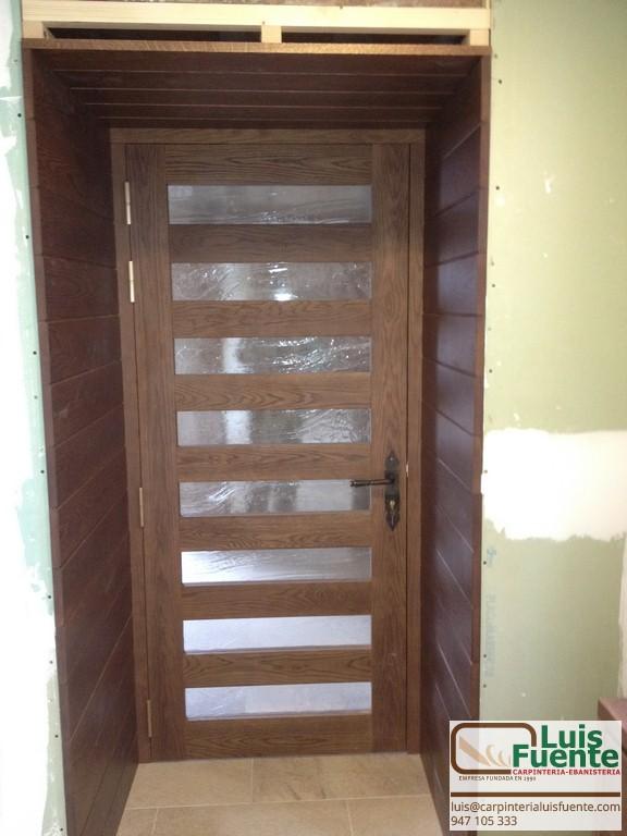 Carpinteria-Luis-Fuente-Puertas-de-madera